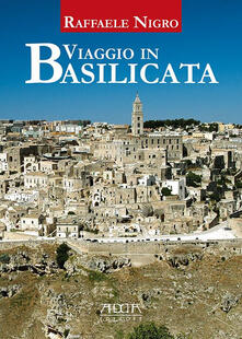 Viaggio in Basilicata - Raffaele Nigro - copertina