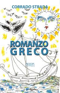 Romanzo greco - Corrado Strada - copertina
