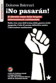 Aboutschuster.de ¡No pasarán! Il libretto rosso delle brigate internazionali antifasciste Image