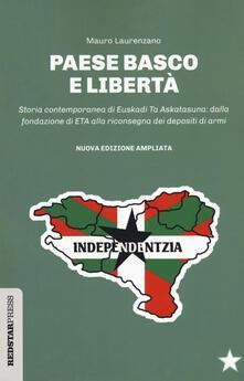 Aboutschuster.de Paese basco e libertà. Storia contemporanea di Euskadi Ta Askatasuna: dalla fondazione di ETA alla riconsegna dei depositi di armi Image