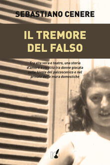 Il tremore del falso - Sebastiano Cenere - copertina