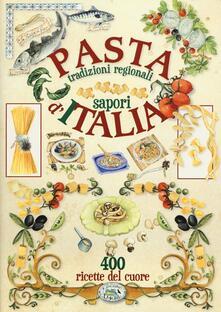 Pasta d'Italia - Antonello Riva - copertina