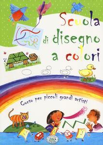 Scuola di disegno a colori - copertina