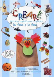 Winniearcher.com Creare, decorare, organizzare e giocare. La festa e le feste. Ediz. illustrata Image