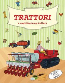 Winniearcher.com Trattori e macchine in agricoltura. Con adesivi Image