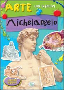 Winniearcher.com Michelangelo. Con adesivi. Ediz. illustrata Image