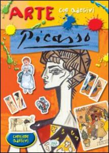 Picasso. Con adesivi - copertina