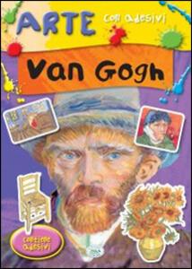 Van Gogh. Con adesivi - copertina