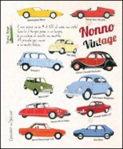 Nonno vintage - copertina
