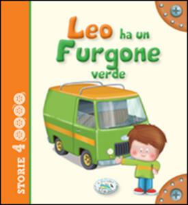 Leo ha un furgone verde