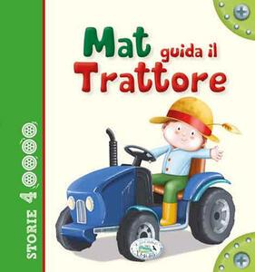 Mat guida il trattore - copertina