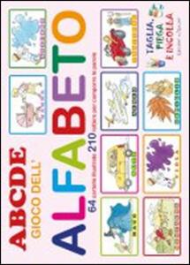ABCDE gioco dell'alfabetiere - copertina