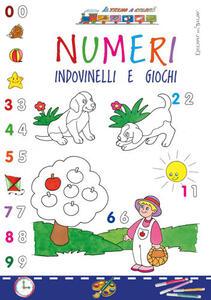 Numeri. Indovinelli e giochi - copertina