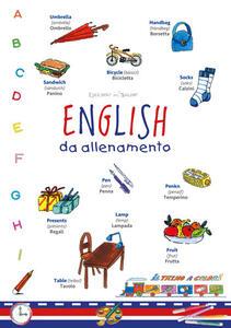 English da allenamento - copertina