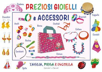Preziosi gioielli e accessori - copertina