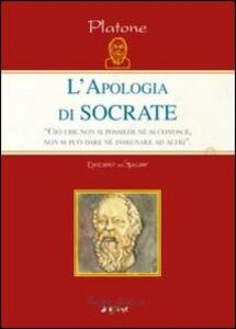 L' apologia di Socrate - copertina
