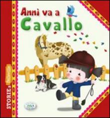 Steamcon.it Annì va a cavallo. Ediz. illustrata Image