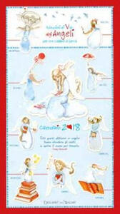 Istruzioni di volo degli angeli per non cadere a terra. Calendario 2018