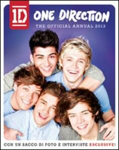 One Direction. The official annual 2013 - copertina