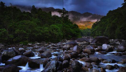 Australia. L'isola continente - Olivier Grunewald,Bernadette Gilbertas - 2