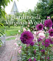 Antondemarirreguera.es Il giardino di Virginia Woolf. La storia del giardino di Monk's House Image