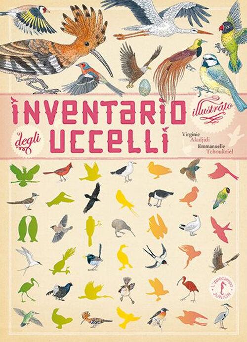 Inventario illustrato degli uccelli