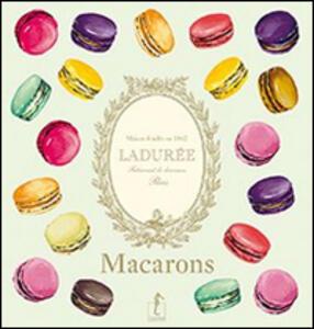 Ladurée-Macarons - copertina