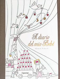 Il diario del mio bebé - Mesdemoiselles - copertina