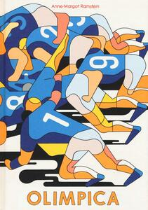 Olimpica. Ediz. illustrata - Anne-Margot Ramstein - copertina