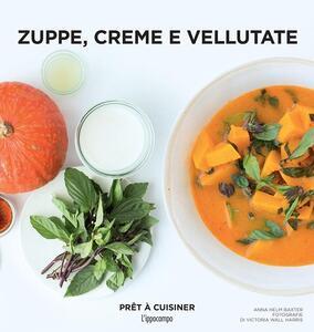 Zuppe, creme e vellutate - copertina