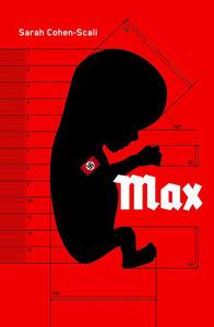 Max - Sarah Cohen-Scali - copertina