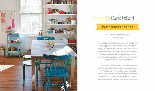L' angolo dell'arte. Laboratori creativi per bambini - Barbara Rucci - 3