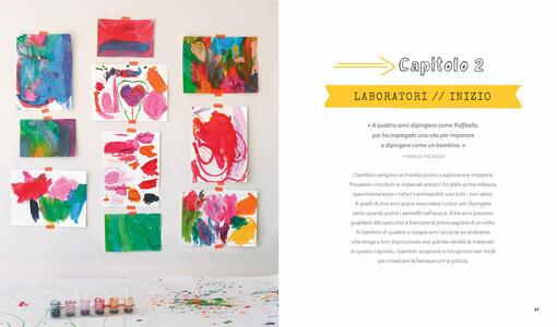L' angolo dell'arte. Laboratori creativi per bambini - Barbara Rucci - 4