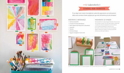 L' angolo dell'arte. Laboratori creativi per bambini - Barbara Rucci - 5