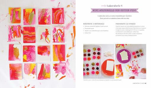 L' angolo dell'arte. Laboratori creativi per bambini - Barbara Rucci - 8