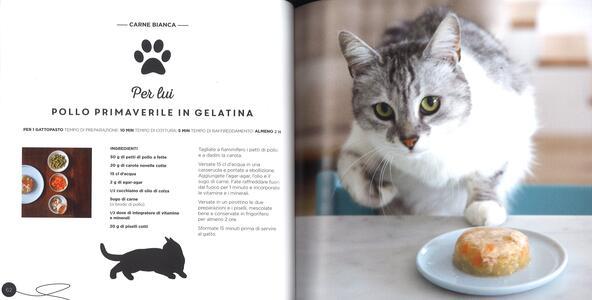 Ricette per il mio gatto... e per me! - Véronique Aïache,Laura Zuili - 3