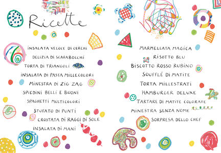 La cucina degli scarabocchi - Hervé Tullet - 2