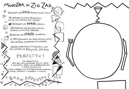 La cucina degli scarabocchi - Hervé Tullet - 3