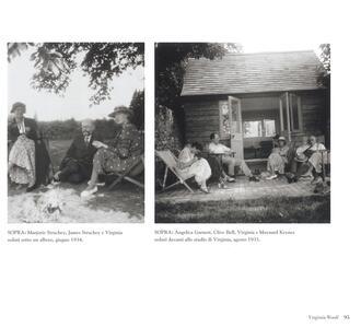 Stanze tutte per sé. Eddy Sackville-West, Virginia Woolf, Vita Sackville West - Nino Strachey - 5