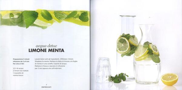 Acque detox. Le acque aromatizzate - Jessie Kanelos Weiner - 2