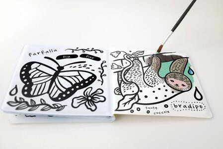 Colorami. Chi c'è nella giungla? Libro bagno - Wee Gallery - 2