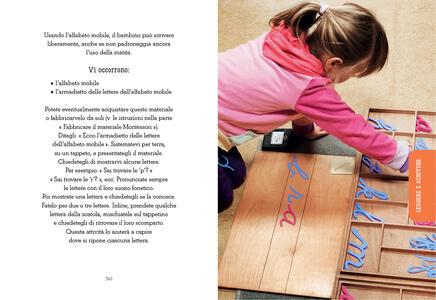 La guida di attività Montessori 0-6 anni. Per accompagnare la «mente assorbente» del bambino - Marie-Hélène Place,Ève Herrmann - 7