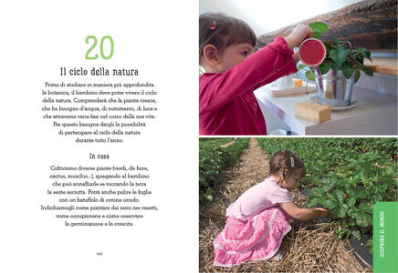 La guida di attività Montessori 0-6 anni. Per accompagnare la «mente assorbente» del bambino - Marie-Hélène Place,Ève Herrmann - 9