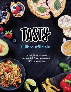 Tasty. Il libro ufficiale - copertina