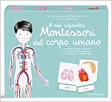 Ilmeglio-delweb.it Il mio cofanetto Montessori del corpo umano Image