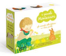 Voluntariadobaleares2014.es Gli animali della fattoria e i loro piccoli. I piccoli Montessori. Ediz. a colori. Con 32 Carte Image