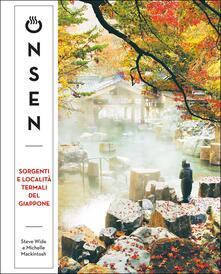 Squillogame.it Onsen. Sorgenti e località termali del Giappone Image