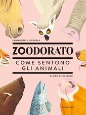 Copertina  Zoodorato : come sentono gli animali