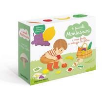 Antondemarirreguera.es I miei frutti ortaggi di feltro. I piccoli Montessori. Ediz. illustrata. Con Prodotti vari Image