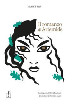 Vitalitart.it Il romanzo di Artemide. La mitologia greca in cento episodi Image